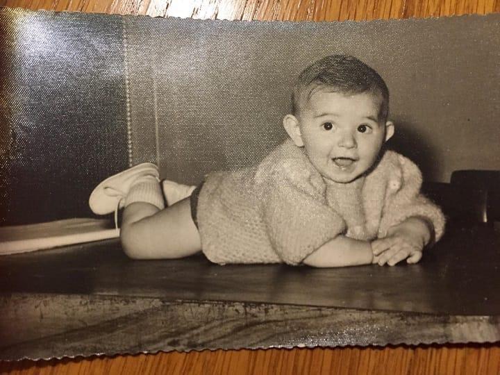 一歲的 Bombana 精靈可愛,是媽媽眼中的天使。(圖片:Umberto Bombana 提供)