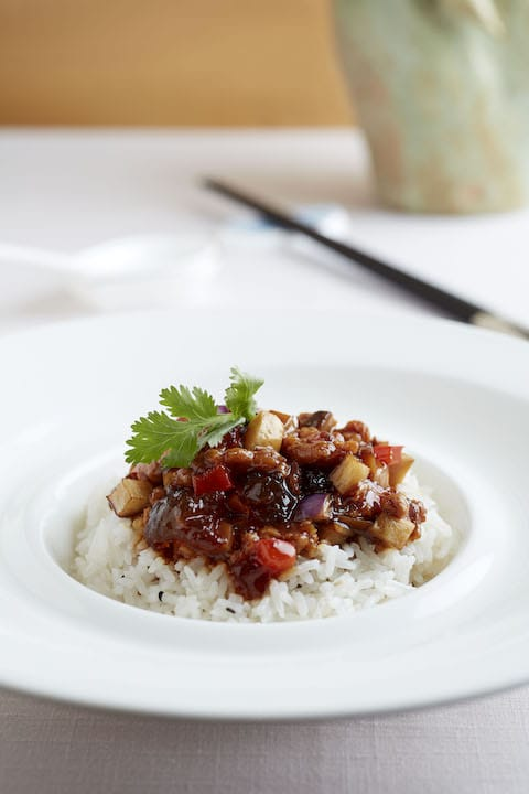 Jade's Taste The Future - Braised Vegan meat with Capsicum, Assorted Mushrooms.jpg
