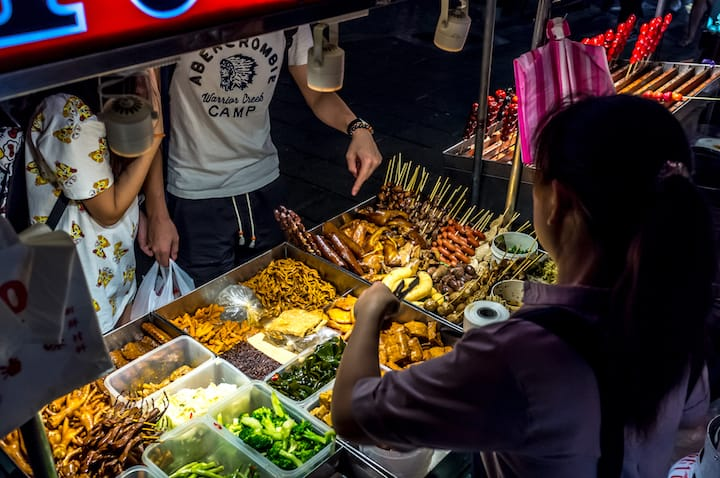 The inspectors explored a wide range of styles and delicacies of cuisine in Taipei.