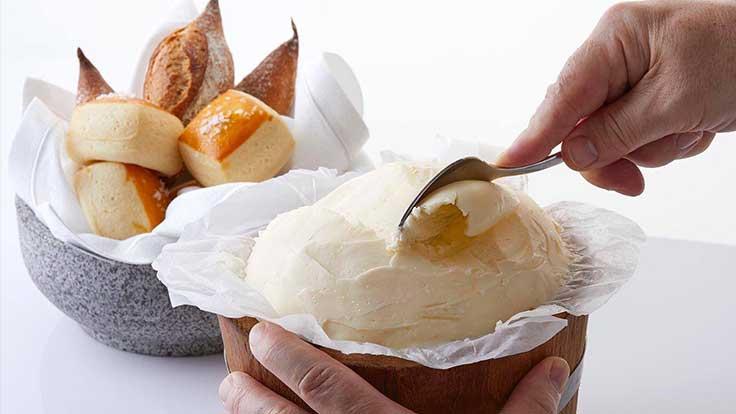 Homemade butter สูตรลับของครอบครัวเชฟ  Vincent