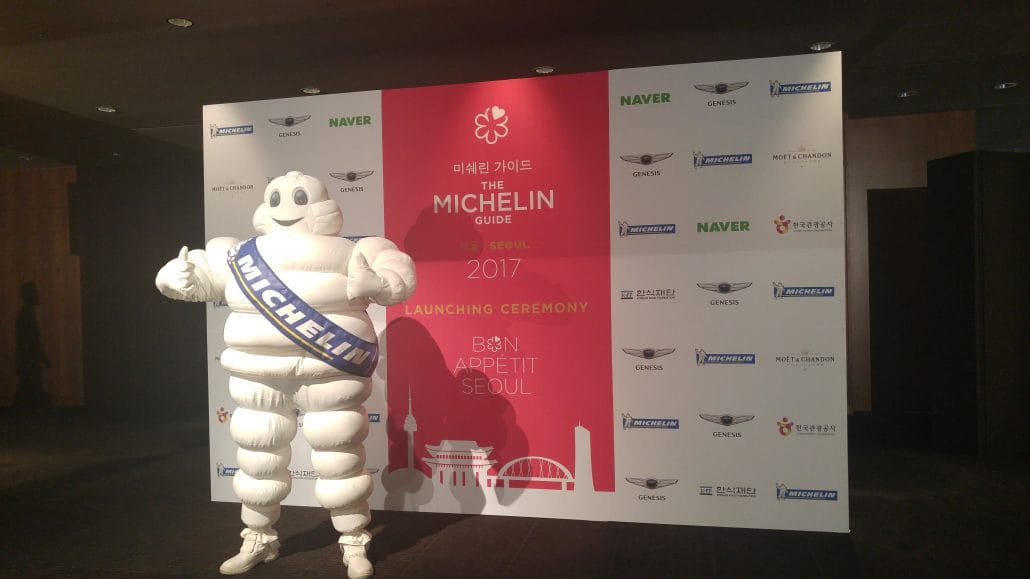 Bibendum, Michelin's friendly mascot