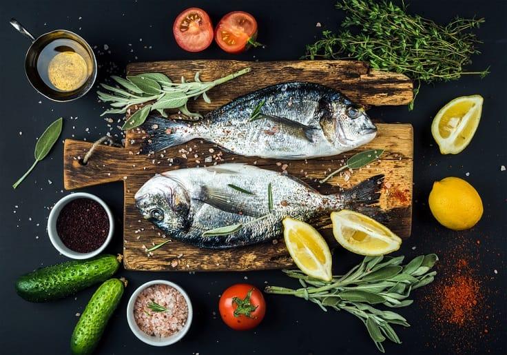 魚是眾多肉類中最具補腦效能的。(資料圖片)