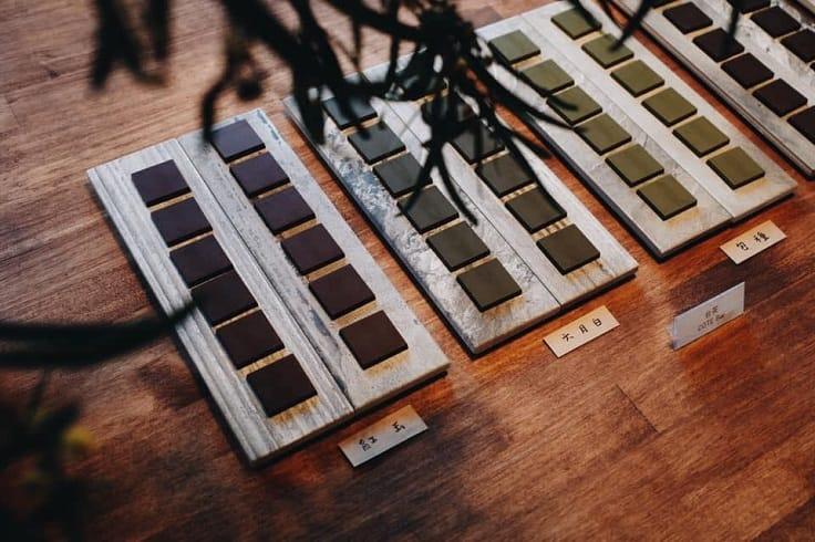 COFE 的以台灣茶製成精品巧克力,是「可以『吃』的台灣茶」。(圖片:COFE 臉書)
