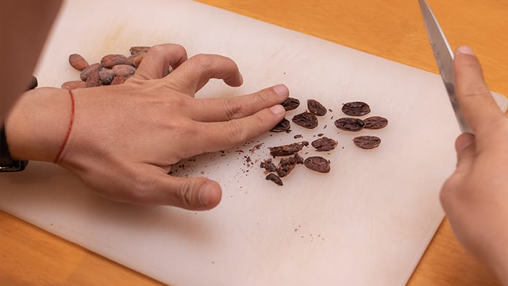 Kad Kakao's Grand Cru Cacao.