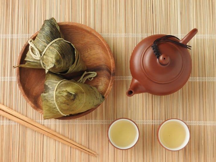 鹹甜集一糭,是潮州糭子的特色。(資料圖片)