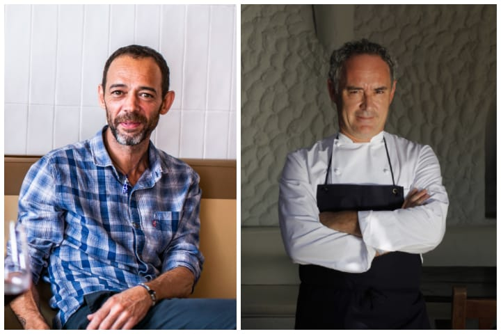 Chef Alain Devahive of Olivia Restaurant & Lounge worked closely with chef Ferran Adrià during his 10-year stint at elbulli.