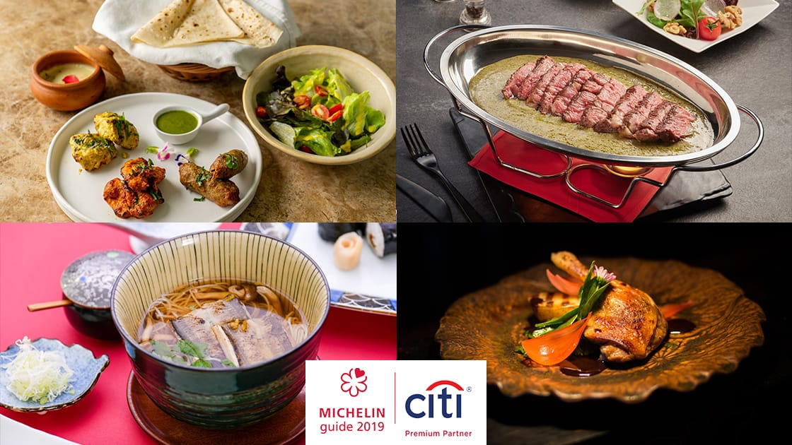 Take a Culinary World Tour with MICHELIN Guide and Citibank