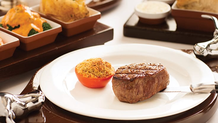New York Steakhouse's juicy cut. Photo credit: NY Steakhouse.