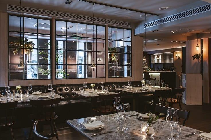 Chou Chou 擅長加入當代或在地元素,轉化再現經典法式料理。(圖片:Chou Chou 提供)
