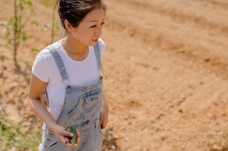 Grassroots Pantry (Nectar)餐廳負責人 Peggy Chan。(圖片:餐廳提供)