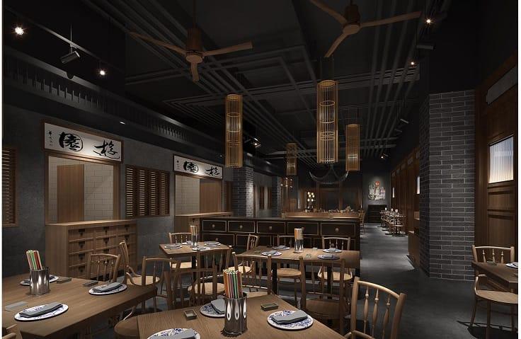 「遊園.茶記」將進駐西九文化區戲曲中心,提供港式美食。(圖片:遊園.茶記提供)
