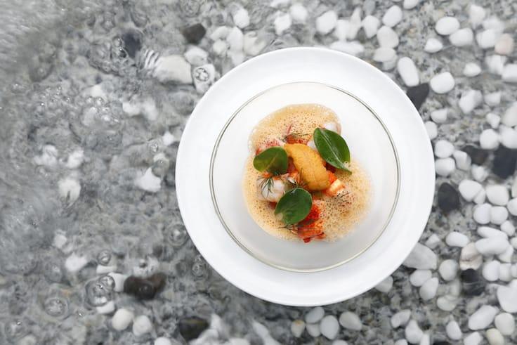 奧羅拉的地中海式燴海鮮