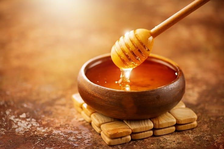 蜂蜜,對護肝有莫大益處。(資料圖片)