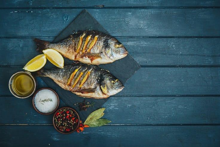 Omega 3 是護心法寶,魚類含量最多。(資料圖片)