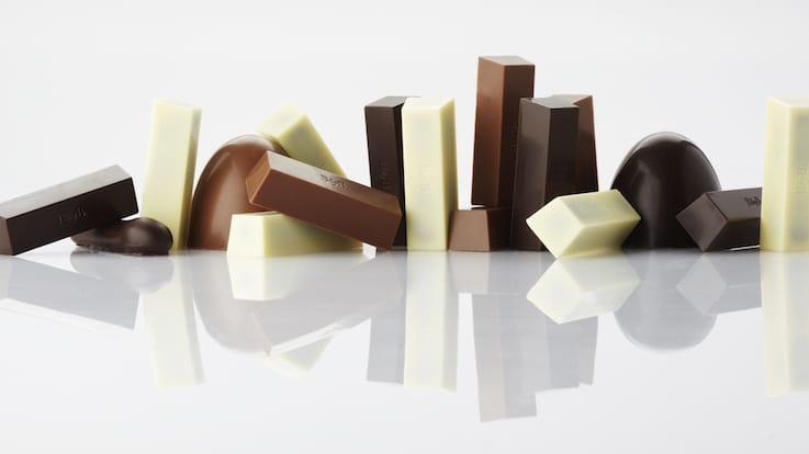 BbyB prides itself on layering chocolate with complementary, natural flavours.  (Pic: BbyB)