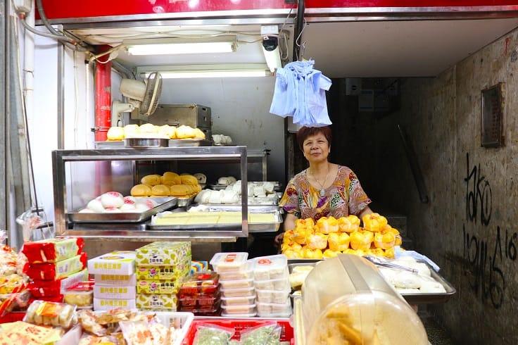 福利雜貨店在春秧街經營已三十多年。(圖片:陳佳男)