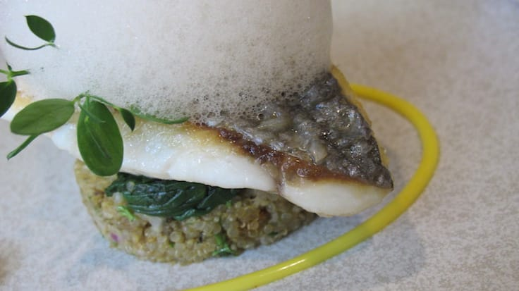 Longworth presents refined contemporary French cuisine with little twists at Rhubarb (Pic: Rhubarb)