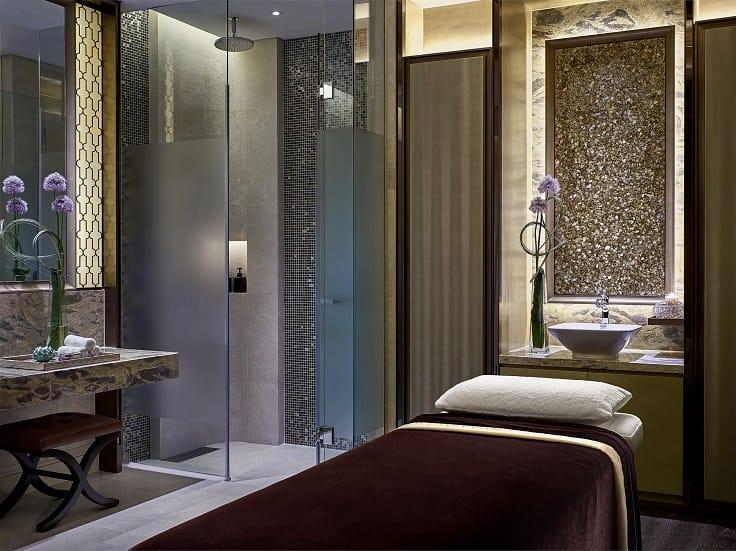 帝苑酒店會所 Sky Club 的雙人悠閒水療,讓你重拾活力。(圖片:帝苑酒店)
