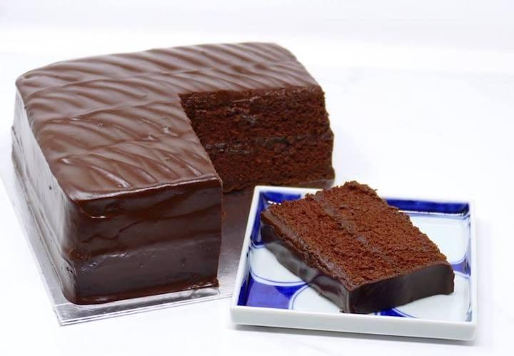 Lana Cake Shop is famed its chocolate fudge cake, which has glossy chocolate ganache slathered on a chiffon-like chocolate cake. (Photo: Lana Cake Shop FB Page)
