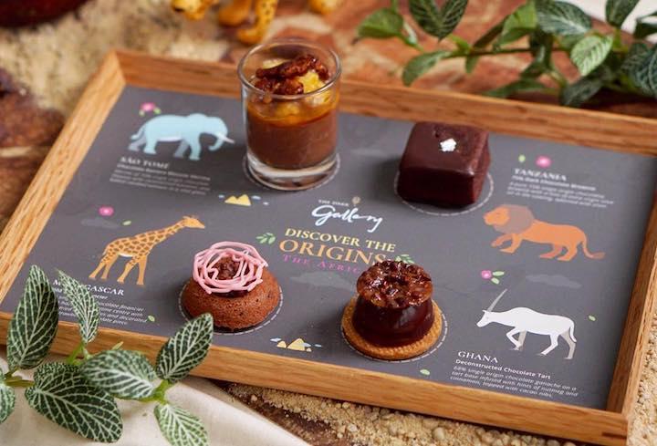 The Dark Gallery serves drinks and chocolates centred around single-origin chocolates.(Photo: The Dark Gallery FB Page)