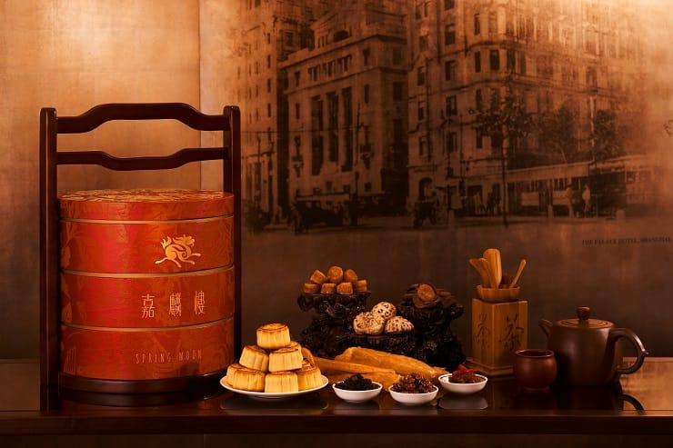 米芝蓮一星餐廳嘉麟樓的迷你奶黃月餅,近年引起搶購潮。(圖片:嘉麟樓)