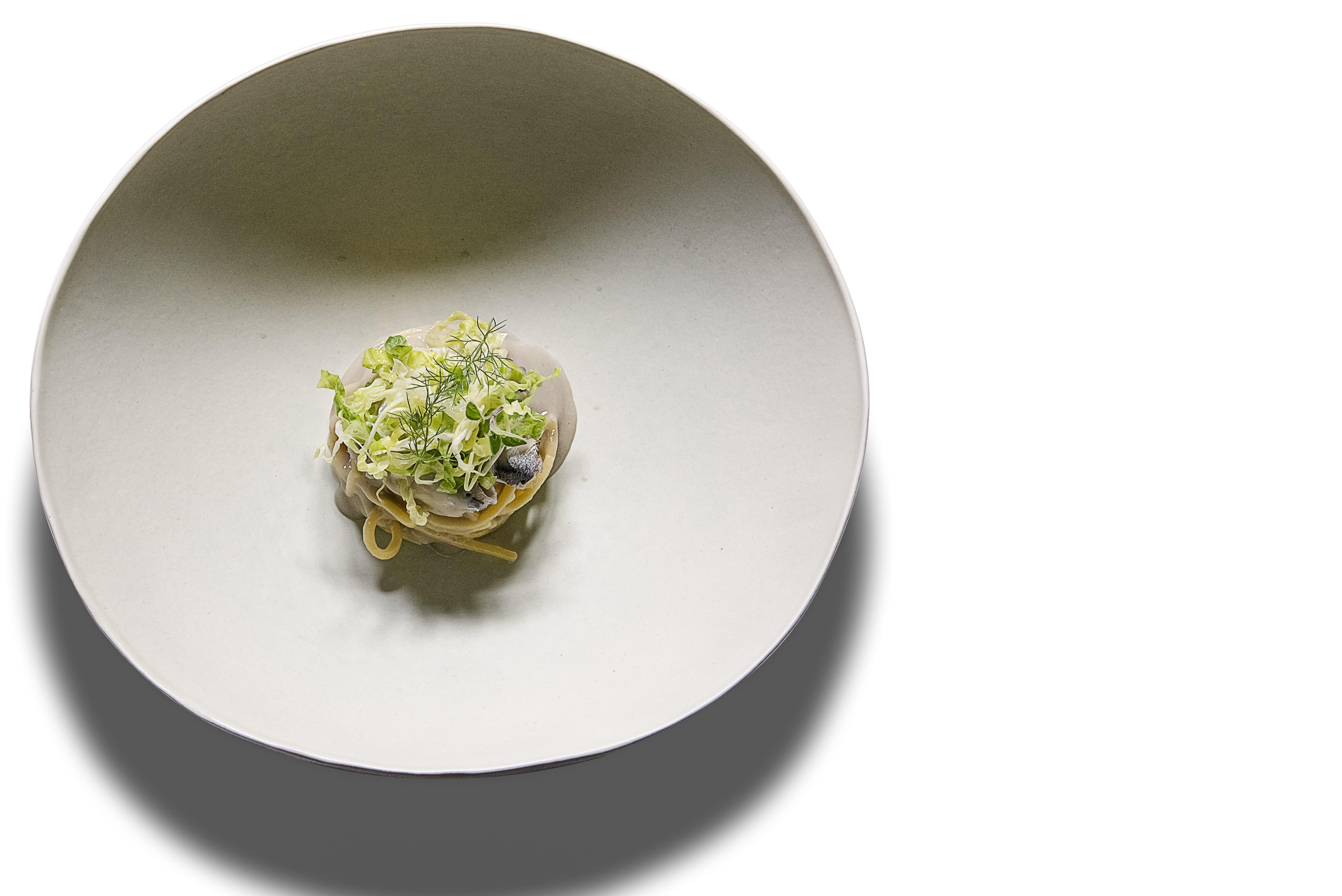 Bigoli aux sardines, ©Antica Osteria Cera