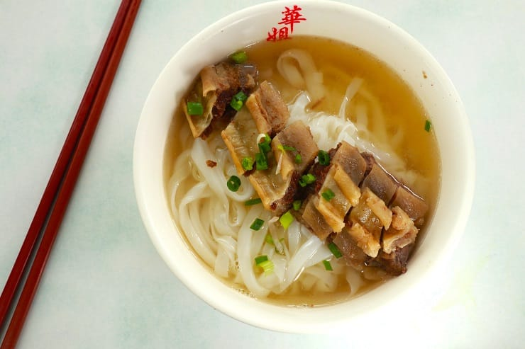 Sister Wah has made its signature dish with only fresh beef brisket from day one. (Photo: Joe Chan)