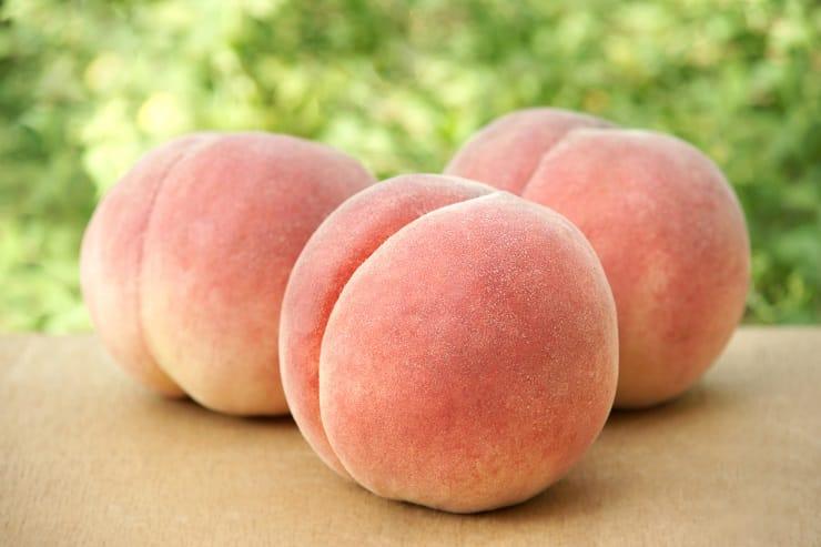 《禮記》記載,桃是祭祀神仙的五果之一。(圖片:Oisix)
