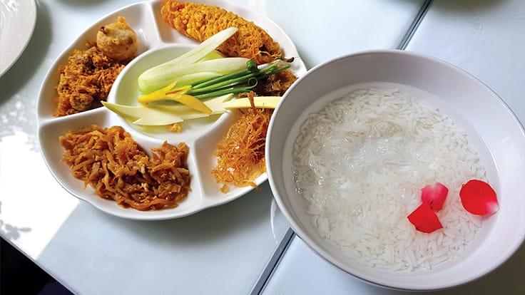 <i>Khao chae</i>.