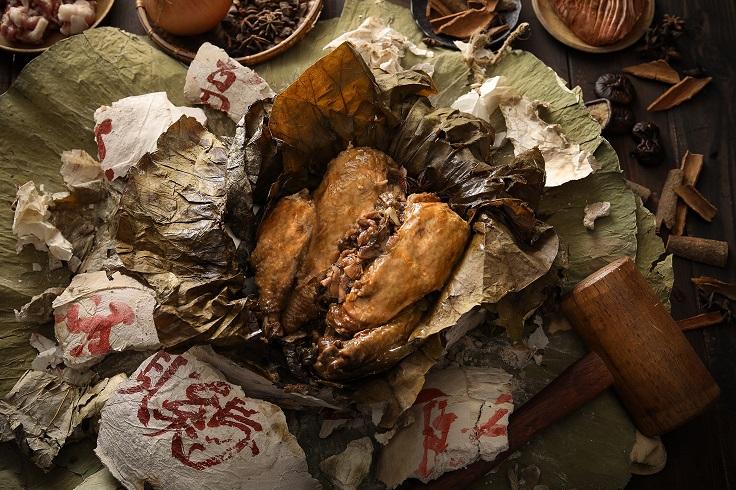 富貴土雞(圖:天香樓提供)
