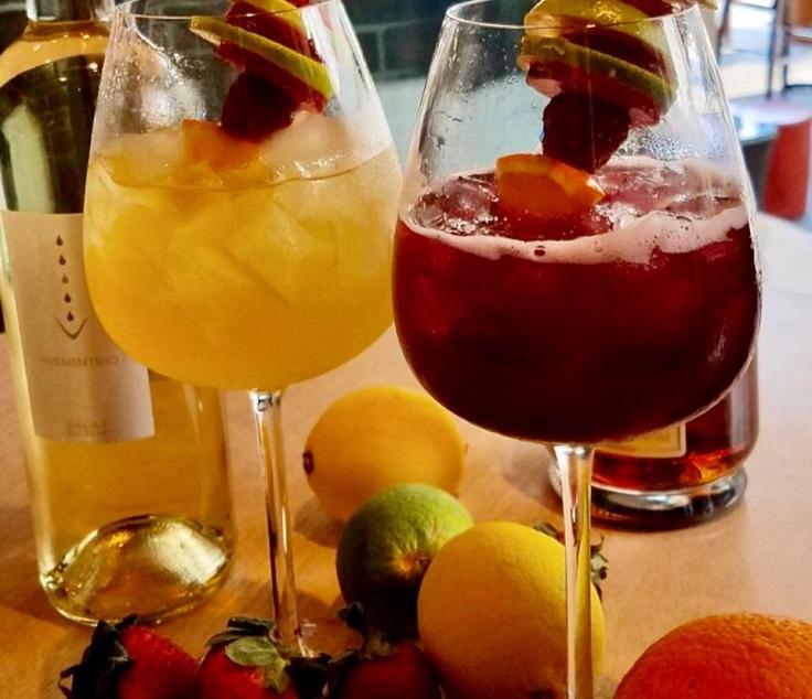 DiVino Wine Bar & Restaurant 餐廳內,冰凍美酒配意大利菜,讓人胃口大開。(圖片: DiVino Wine Bar & Restaurant  面書)