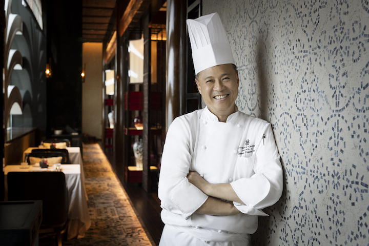 Chef Jackie Ho of the one-MICHELIN-starred Lai Heen in The Ritz-Carlton, Macau will make his debut at the Stellar Dining Series. (Photo: The Ritz-Carlton)