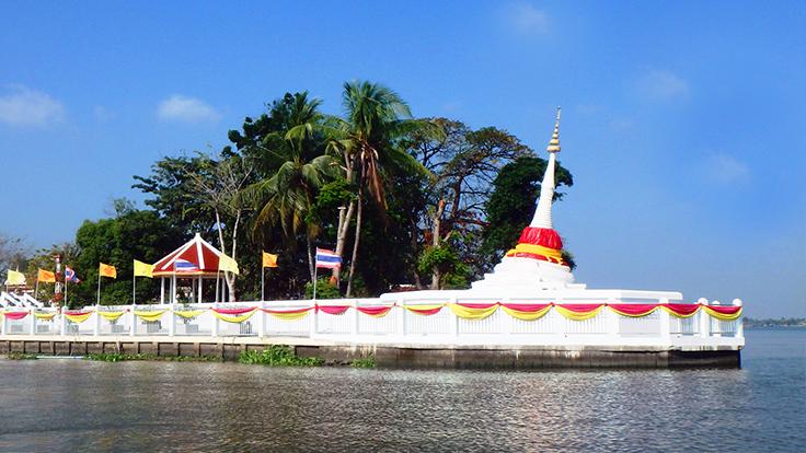 เกาะเกร็ด Pagoda