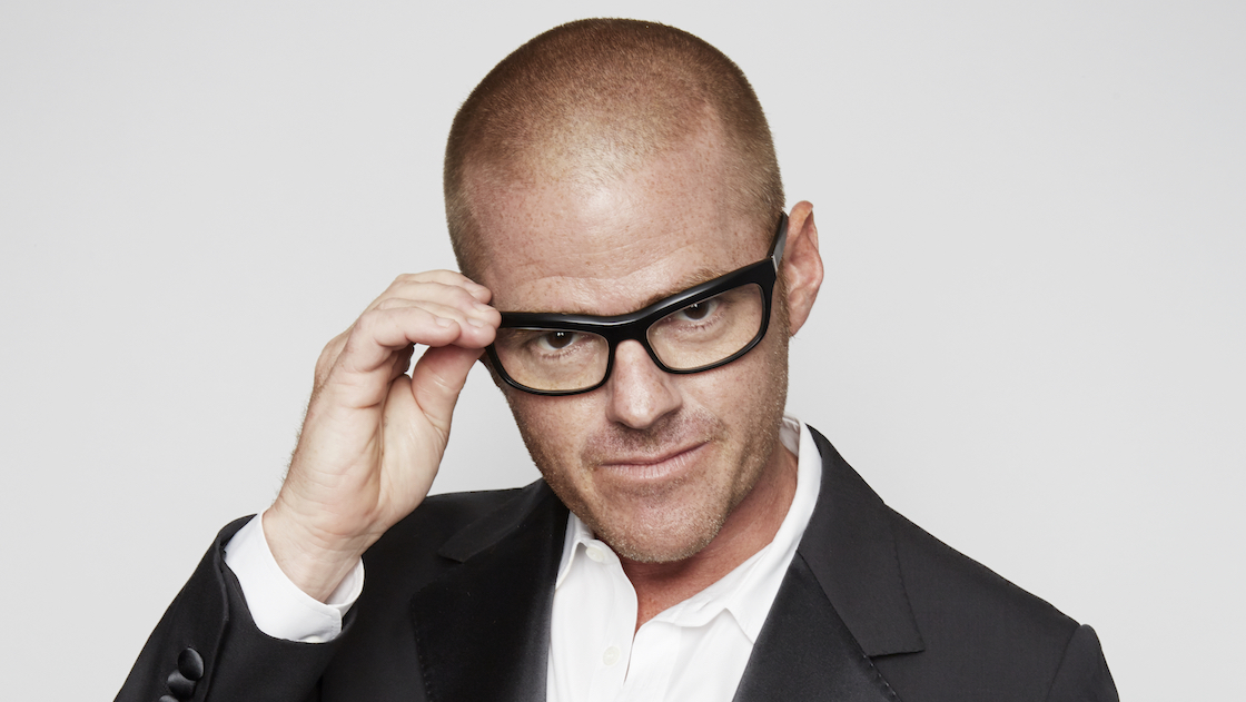 Heston Blumenthal takes a scientific approach to cooking. (Pic: The Hind's Head, Alisa Connan)