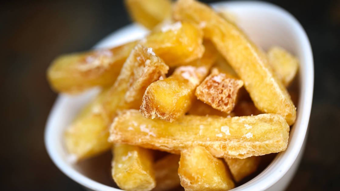 My Signature Dish Heston Blumenthal S Triple Cooked Chips