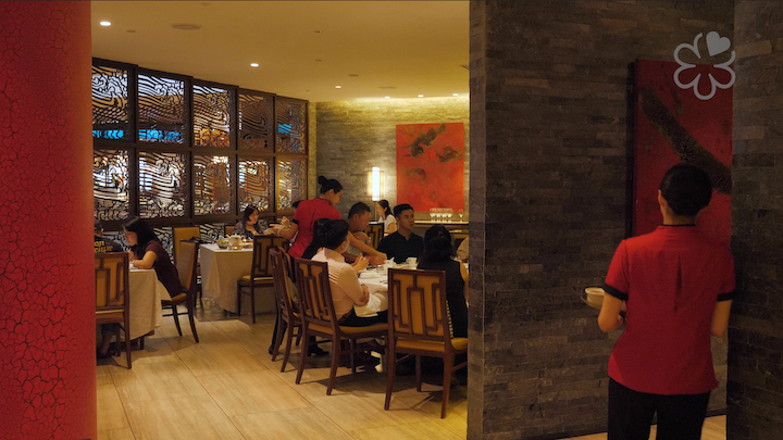 Through introducing some contemporary Cantonese dishes into Hai Tien Lo's menu, chef Zeng hopes that more young people will be drawn to the cuisine.