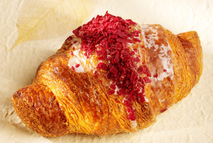 Chef Cheryl Koh says that Pierre Hermé in Paris rolls out well-done croissants. (Photo: Kenneth Goh)