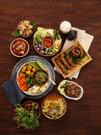 91 Thai Food-Northern Thai Food (อาหารเหนือ) 0075PS.jpg