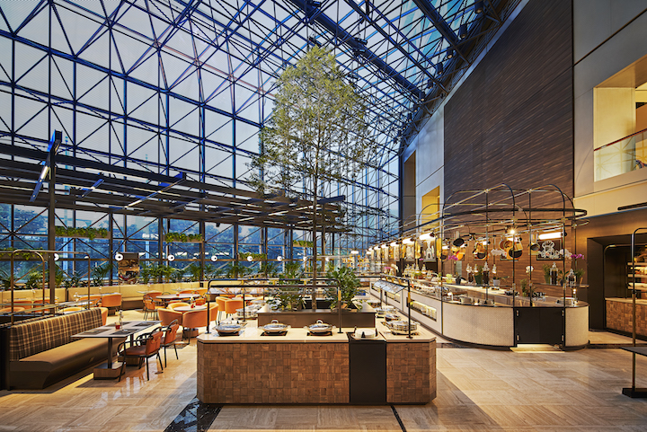 Swissotel The Stamford rebranded its buffet restaurant Cafe Swiss into Clove in April. (Photo:  Swissotel The Stamford)