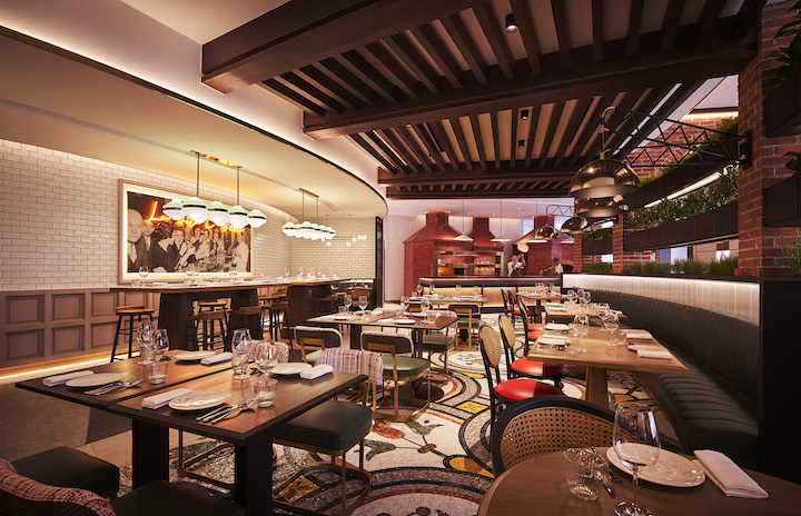 Italian restaurant Prego at Fairmont Singapore underwent an extensive three-month renovation earlier this year. (Photo: Fairmont Singapore)