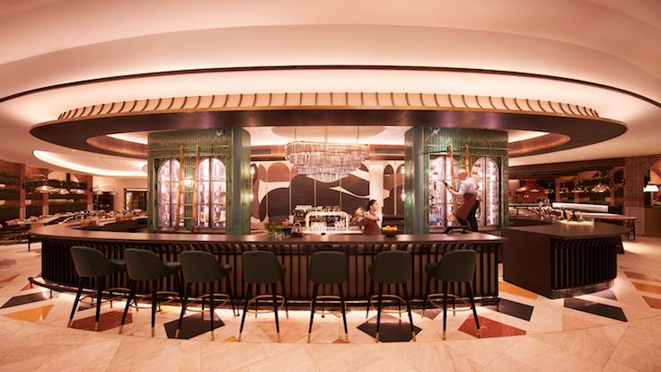 The Island Bar (Pic: Prego)