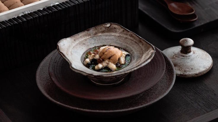 Restaurant Zen mixes Nordic origins and Asian flavours (Pic: Zen)