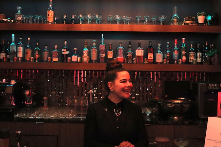 Julia Momose is the bar director of Kumiko and newly-minted Kikkō.