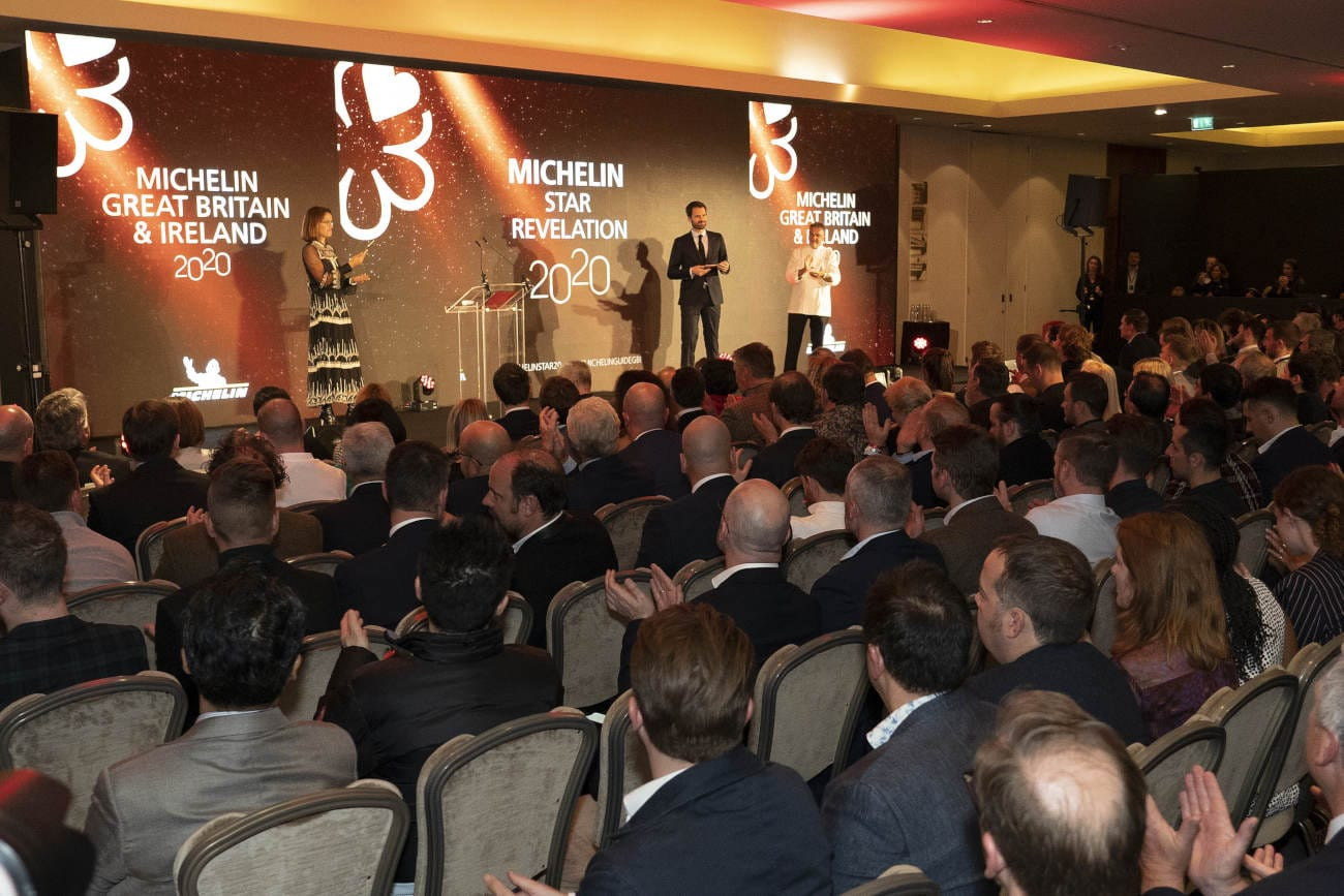 Star Events 2020.Michelin Guide 2020 The Star Revelation Event