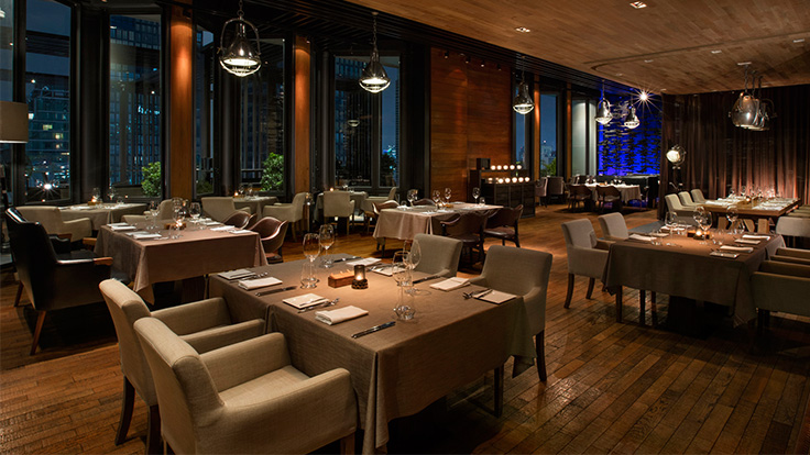 The last edition of the MICHELIN Guide Dining Series 2019 will take place in the beautiful interior of Elements at the Okura Prestige Bangkok hotel.
