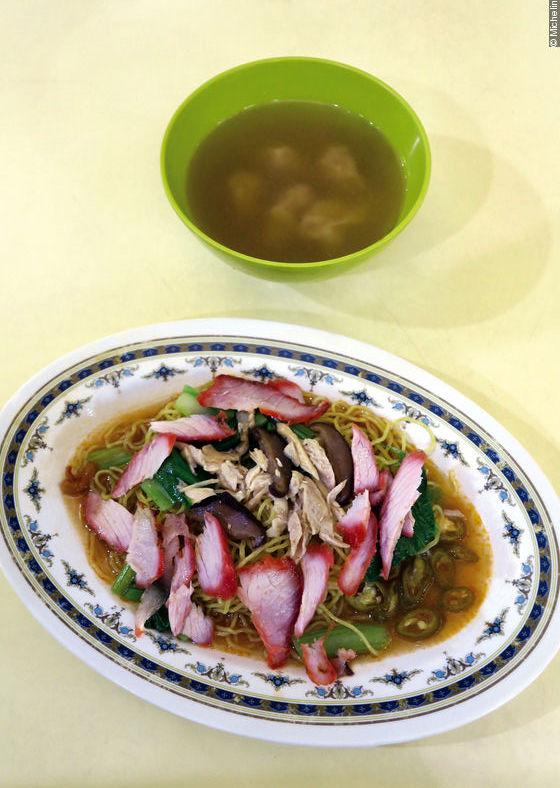 Koka Wanton Noodles (Pic: MICHELIN Guide Digital)