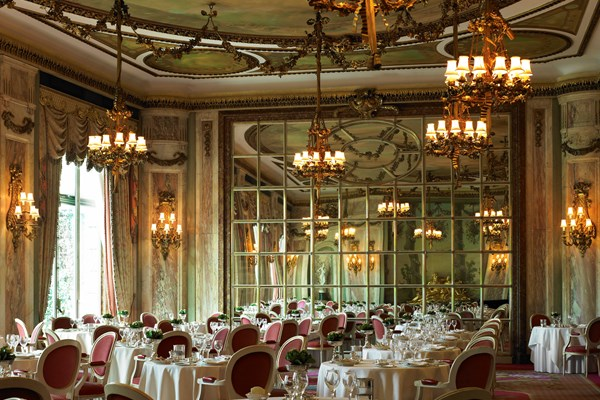 The Ritz Restaurant London