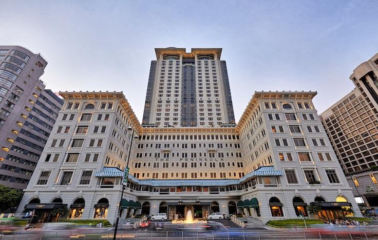 林鈺明認為,能加入有超過 90 年歷史的香港半島酒店,是人生難得的機會。