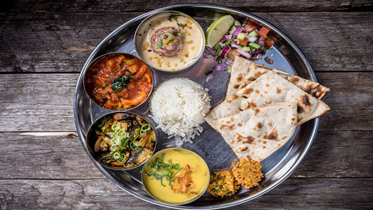 Cafe Spice Namaste, Whitechapel