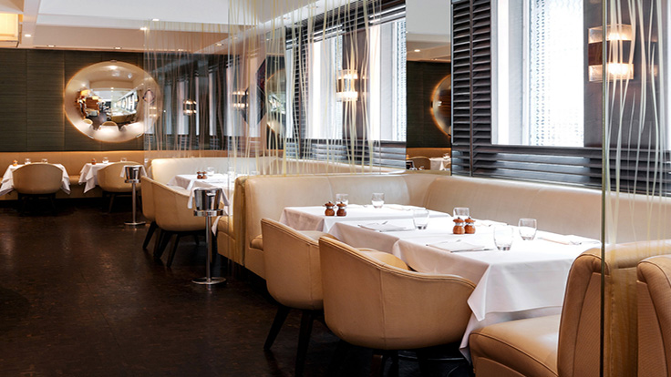 Locanda Locatelli, Marylebone
